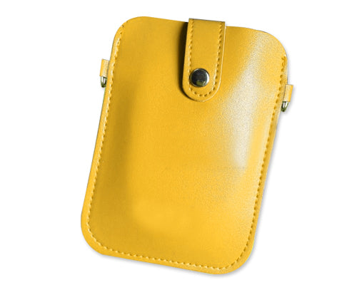 Retro Casio EX-TR Camera Pouch Case - Yellow