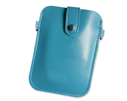 Retro Casio EX-TR Camera Pouch Case - Blue