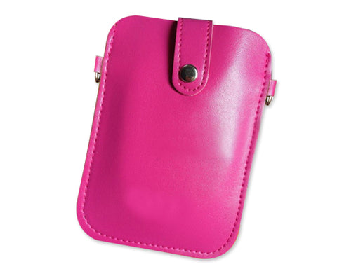Retro Casio EX-TR Camera Pouch Case - Magenta