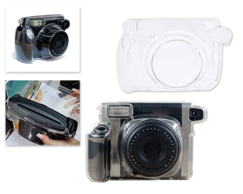 Fujifilm Instax WIDE 300 Simple Clear Plastic Case
