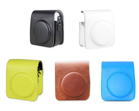 Retro Leather Case for Fujifilm Instax Mini 70