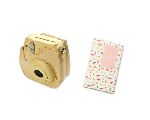 Fujifilm Bundle Set Instax Case/Album for Fuji Instax Mini 8 - Forest