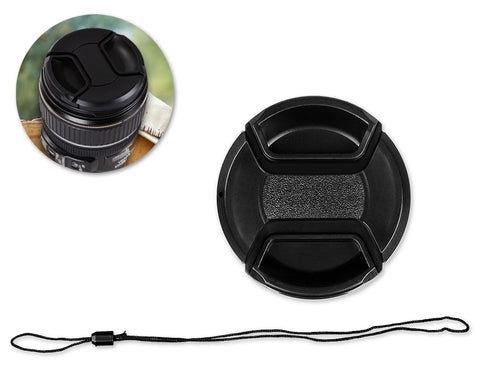 Lens Cap for 58mm Filter Size