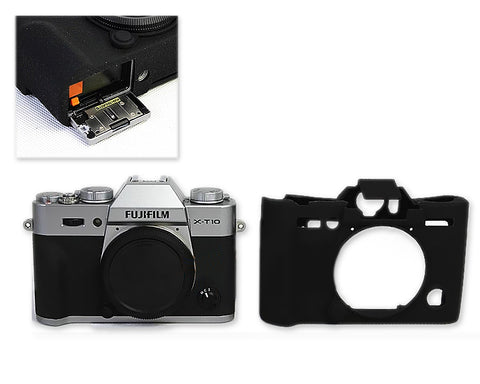 Silicone Camera Case for Fujifilm XT10
