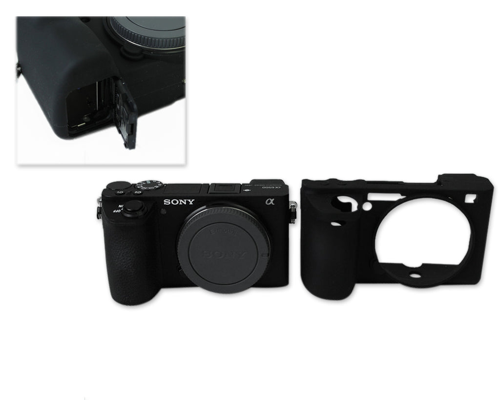 Silicone Case for Sony Alpha A6500