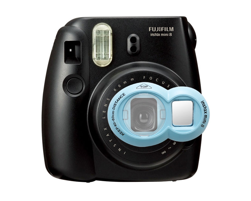 Fujifilm Close-Up Lens for Instax Mini 7S Mini 8 Cameras - Blue