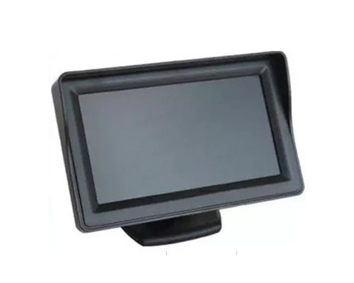 "4.3"" TFT LCD Car Rear View Backup Cameras Monitor Screen"