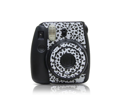 Spot Camera Sticker for Fujifilm Instax mini 8 - White