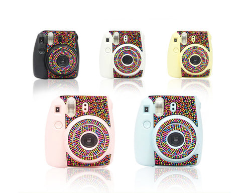 Candy Camera Sticker for Fujifilm Instax mini 8
