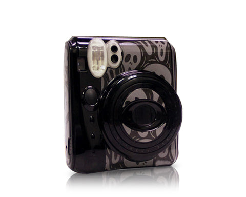 Devil Camera Sticker for Fujifilm Instax mini 50S - Black