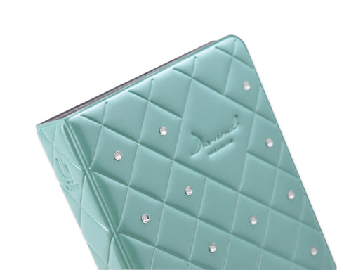 Diamond Photo Album With Swarovski Crystal For Instax Film - Mint