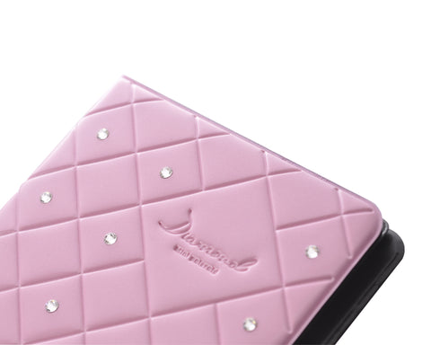 Diamond Photo Album With Swarovski Crystal For Instax Film - Pink