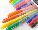 12 Pcs Ink Card Making Color Pens