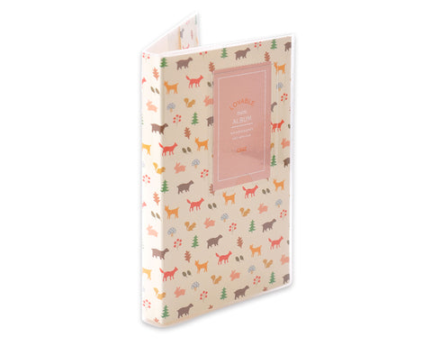 Lovely Mini Photo Album for Fujifilm Instax Mini Films - Forest