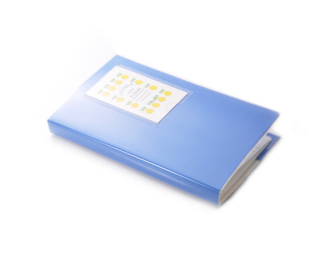 Lovely Mini Photo Album for Fujifilm Instax Mini Films - Blue