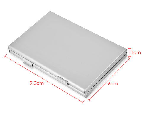 Aluminum Memory Card Case