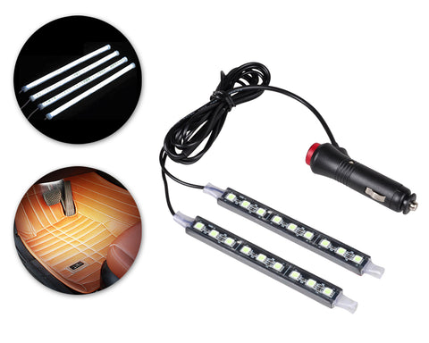 Car LED Interior Atmosphere Lights with Switch Control