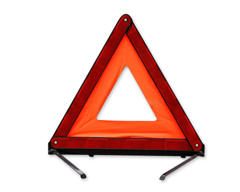Folding Roadside Car Emergency Reflectors Warning Triangle