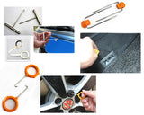 12 Pcs Vehicle Audio Trim Removal and Installer Pry Tools
