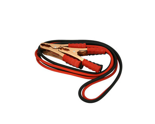 Battery Booster Cable Jumper Cable with Copper Jaws 2.2 Meters
