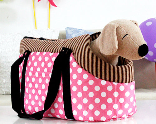 Baby Series Pet Carrier Tote Single Travel Bag