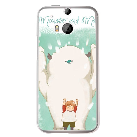 Monster and Me! Designer Phone Cases