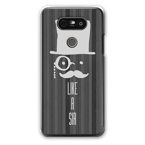 Like a Sir Designer Phone Cases