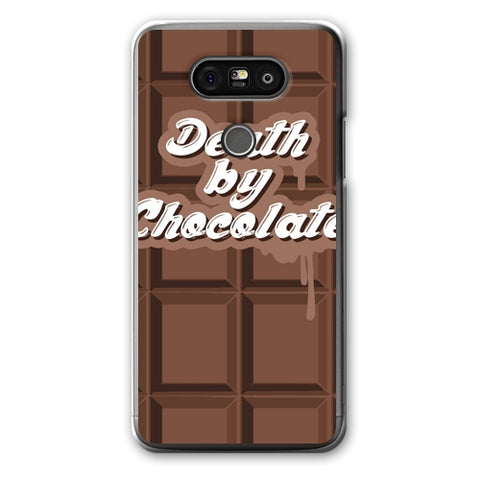 Death by Chocolate Designer Phone Cases