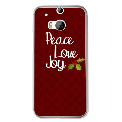 Peace Love Joy Designer Phone Cases
