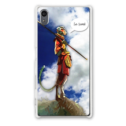 Lonely Monkey Designer Phone Cases