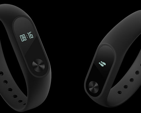 Xiaomi Mi Band 2 Sports Watch Smart Fitness Tracker - Black