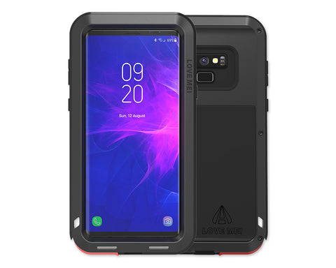 Samsung Galaxy Note 9 Waterproof Case Shockproof Metal Case