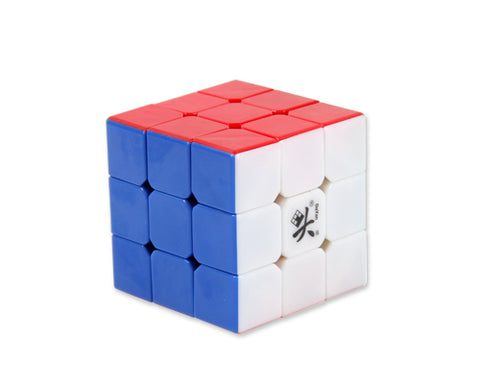 Dayan ZhanChi V5 3x3x3 Stickerless Puzzle Magic Cube Speed Cube - 57mm