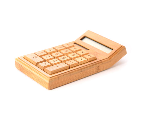 Bamboo Solar Calculator
