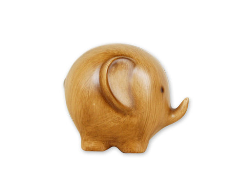 8 cm Tall Elephant Decoration Figurine