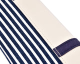 Navy Style Pen and Pencil Case - Dark Blue