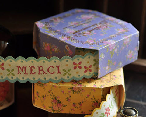 Floral Scrapbooking Japanese Washi Masking Decor Tape
