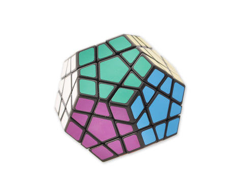 Shengshou 12 Colors Megaminx Pentagon Speed Magic Cube