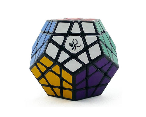 Dayan Megaminx 12 Colors Pentagon Puzzle Speed Magic Cube