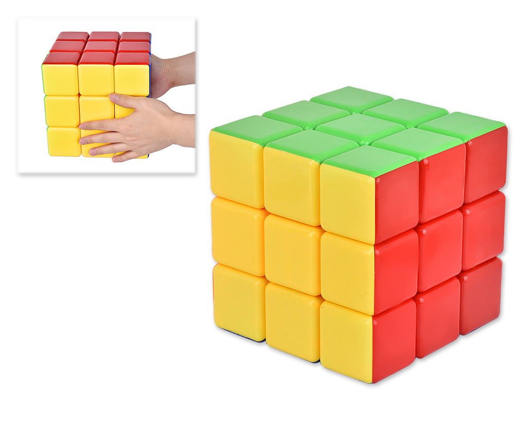 18 cm Extra Large 3x3 Puzzle Magic Speed Cube