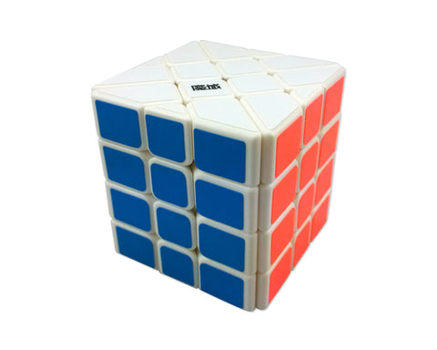 Moyu Aosu YiLeng Fisher Cube Puzzle Speed Cube - White