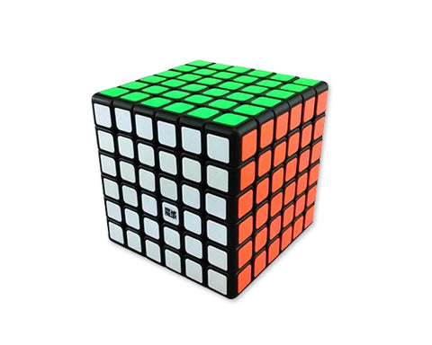 YJ MoYu Professional 6x6 Puzzle Speed Cube