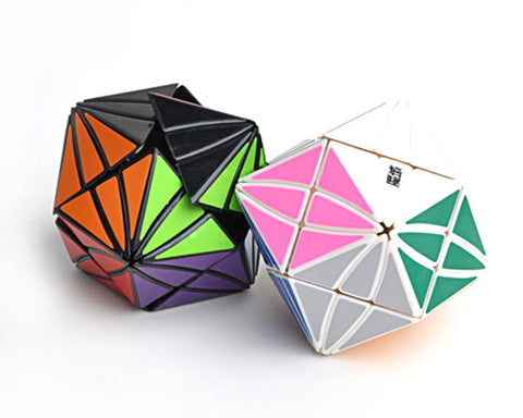 YJ MoYu Moyan I / the Devil's Eye Speed Magic Cube Puzzle