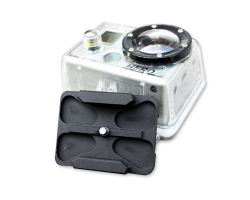 GoPro Mini Aluminum Rail Mount for All Hero Cameras