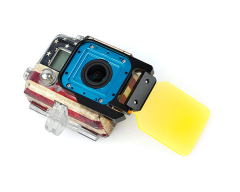 GoPro Dive Underwater Color Filter for Hero 3 Black Edition - Yellow