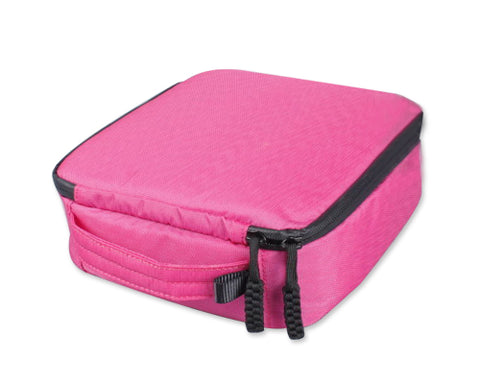 GoPro Full Set Storage Protective Bag Case for All Hero Cameras - Pink