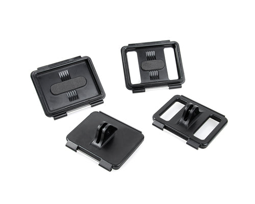 GoPro Standard/Skeleton Backdoor Mounts for Hero 3+/4 Camera - Black