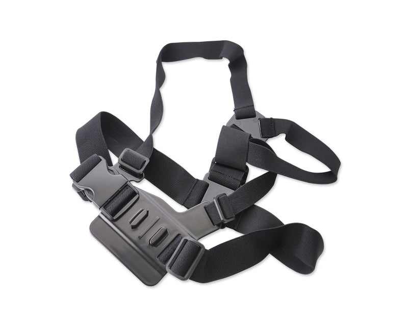 GoPro Adjustable Chest Mount Harness for All Hero Cameras - Black
