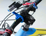 GoPro Big Bike Handlebar Mount Seatpost Mount for Hero Camera - Black