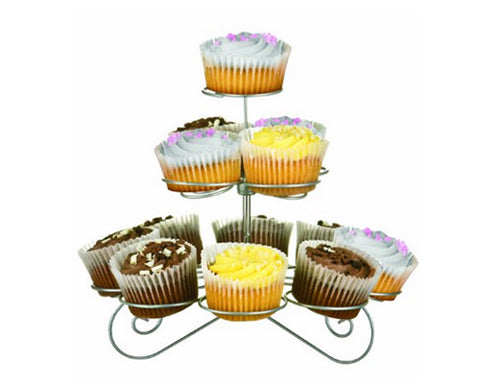 Metal Cupcake Stand and Tower for Wedding Birthday Party Supplies
